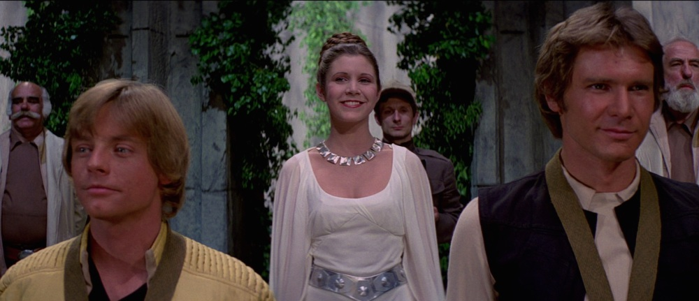 StudyingSkywalkersEpIV_luke_han_leia_medal_ceremony