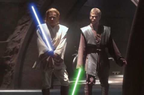 Jedi-Obi-Wan-Kenobi-played-by-actor-Ewan-McGregor-L-and-his-apprentice
